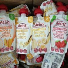 Váng sữa Heinz custard của úc gói 120g (váng sữa vani 6m+), cam kết hàng đúng mô tả, chất lượng đảm bảo, an toàn đến sức khỏe của trẻ
