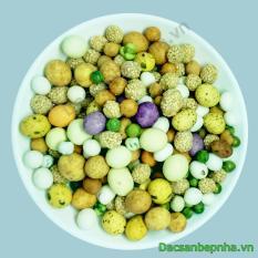 Đậu phộng bọc nước cốt dừa (mix nhiều vị)