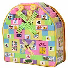 Đồ chơi túi ráp hình phát triển trí tuệ cho bé LT0801