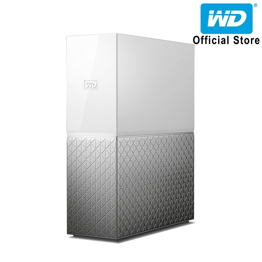 [Nhập ELJAN12 giảm 10%, tối đa 200k, đơn từ 99k]Ổ cứng mạng HDD WD My Cloud Home 3TB WDBVXC0030HWT-SESN