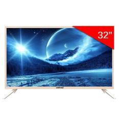 Smart TV Asanzo 32AS120 32 inch (TV thông minh, tích hợp truyền hình KTS, Wifi, màn hình HD, Android 7.0)
