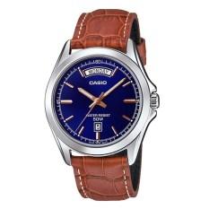 Đồng hồ nam Casio MTP-1370L-2AVDF Dây da nam tính