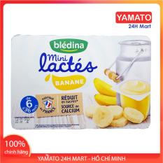Sữa Chua Bledina Vị Chuối Pháp Cho Bé Từ 6 Tháng Tuổi, Sữa Chua Cho Bé, Sữa Chua Pháp, Sữa Chua Cho Bé Ăn Dặm, Sữa Chua Nguội