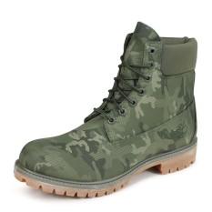 Giày cổ cao boots 6 Inch Premium Fabric Boot A1U9I Màu xanh – TB0A1U9I *