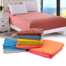 Drap giường Chống Thấm Cho Bé ( mẫu đơn sắc)