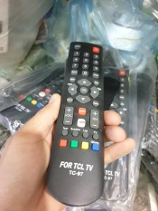 Điều khiển Ti vi TCL ( tặng 1 đôi pin Việt Nam )