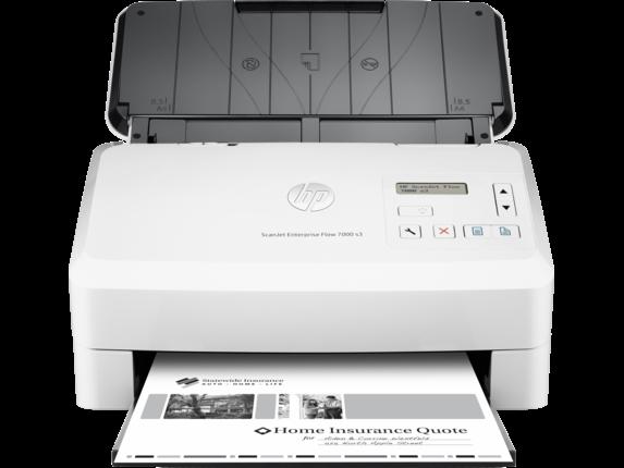 Máy quét HP Enterprise Flow 7000 S3 – L2757A