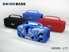 Loa Bluetooth BoomBass L17 Chất Lượng Âm Thanh Đẳng Cấp