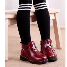 giày bốt bé gái size 26-36