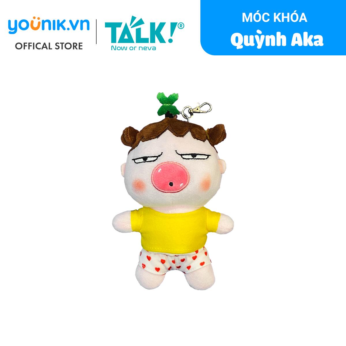 Móc Khóa Quỳnh Aka