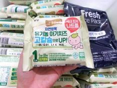 phomai tách muối hữu cơ Hàn Quốc cho bé 6m+