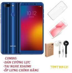 Điện thoại Lenovo K5 (32GB/3GB) mới nguyên Seal – Hàng nhập khẩu sẵn Tiếng Việt – Tặng Kính Cường Lực + Ốp Lưng + Tai Nghe