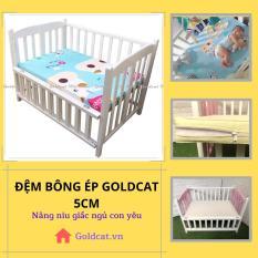 Đệm/ Nệm Cũi Cho Bé Goldcat (Cắt Theo Kích Thước Yêu Cầu)