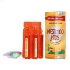Nước yến sào Nest 100 Kids Lysine 10ml/ống x 7ống