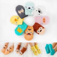 Combo 10 đôi tất Hàn chống trượt siêu xịn cho bé 3 tháng – 3 tuổi