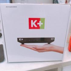 Đầu Thu Kỹ Thuật Số Vệ Tinh K+ HD Nguyên Zin Chưa Bóc Tem Full phụ kiện