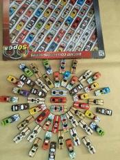 sét 50 ôtô cho bé