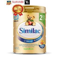 Sữa bột Similac 2 900g