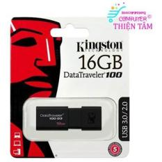 Usb 16gb – 3.0 Hỗ trợ nhiều HĐH win7810 và cài đặt dễ dàng Bảo hành 12 tháng Kingston