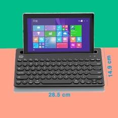 [Nhập ELMAY21 giảm 10% tối đa 200k đơn từ 99k][BH 6 THÁNG] Bàn Phím Bluetooth Forter IK3381 -Dùng cho Điện thoại Máy tính bảng Laptop -Kết nối cùng lúc 3 thiết bị