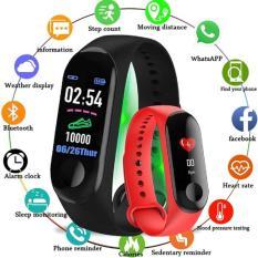 Đồng hồ Thông Minh – Vòng Tay Thông Minh đo bước chân, nhận tin nhắn điện thoại, đo nhịp tim