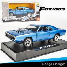 Xe mô hình kim loại Dodge Charger Tỷ lệ 1:32