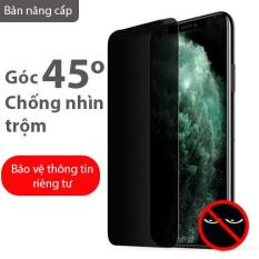 [Miếng dán màn hình] Kính cường lực Cát Thái chống nhìn trộm dành cho Iphone 6/7/8/X/11 6Plus 7Plus 8Plus XS MAX Iphone 11 Pro Max Cát Thái chất lượng cao