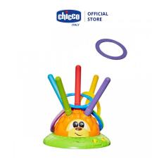 Đồ chơi ném vòng chú nhím vui nhộn Chicco