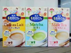 Sữa Bà Bầu Morinaga (Cafe, Hồng trà, Trà xanh T2/2022)