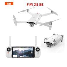 [ BẢO HÀNH 12 THÁNG ] Flycam] Flycam Xiaomi Fimi X8 SE Gấp Gọn, Gimbal Trống Rung 3 Trục, Quay Phim 4K, Tầm xa 5KM, Thời Gian Hoạt Động 33 Phút ( Máy bay chụp ảnh FlycamF11, Xiaomi. fimi A3. mi drone 4k, hubsan zino, mavic air, dji spark)