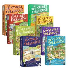 STOREY TREEHOUSE ( 8 cuốn)