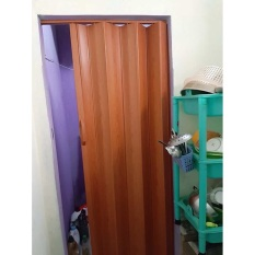 Cửa Xếp Nhựa Nhà Tắm Kích Thước 80x1m8