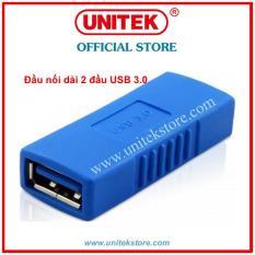 [UNITEK STORE] ĐẦU NỐI DÀI USB 3.0 UNITEK YA-018 – 2 ĐẦU USB 3.0