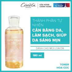 Toner hoa cúc Cénota Daisy 300ml – Cung cấp độ ẩm, làm mềm da và ngăn ngừa mụn