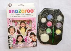 Màu vẽ mặt face painting Snazaroo an toàn với da bé (hồng)