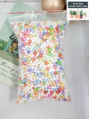 10 gram hạt xốp trang trí hộp quà, làm slime