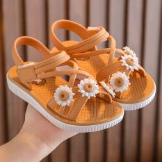 Giày dép sandal bé gái đồng phục học đường từ 3 – 10 tuổi