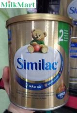 Sữa bột Similac Eye-Q 2 HMO 400g Gold Label