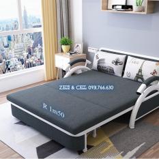 Giường sofa gấp gọn thành ghế tiện ích loại 1m58 x 1m95