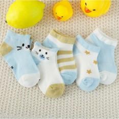 Set 05 đôi tất Kids Sock cho bé PK29