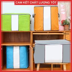 Túi đựng chăn màn quần áo ga gối đa năng, Túi hộp vải đựng chăn mền thông minh tiện lợi iHouse