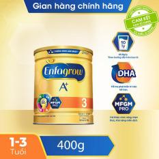 CRM-Sữa bột Enfagrow A+ 3 cho trẻ từ 1-3 tuổi (400g)
