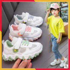 Giày Sneaker Bé Gái Thời Trang Thuê Hoa Cúc
