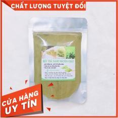 Bột trà xanh đắp mặt nguyên chất -T.r.i Mụn trắng da (50G~100G)