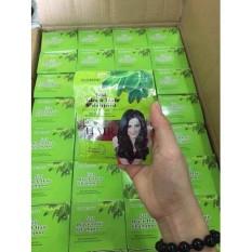 Gội Là Đen Olive Thái Lan Hộp 10 Gói
