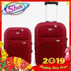 Vali vải size 20-inch (4 màu) Shalla