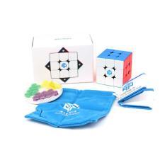 Rubik 3×3 Gan 356 M 3×3 có nam châm chính hãng – Rubik Gan 3x3x3