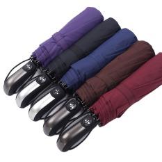 Ô Dù 10 Nan Size Lớn Đóng Mở Tự Động Bằng Nút Bấm Chống Tia UV Minchan(Chọn Màu) – Vải Dù Cao Cấp Hàng Xuất Nhật