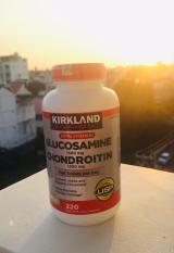 Viên Uống Bổ Khớp Kirkland Glucosamine Chondroitin Hàng Nhập Mỹ 220 Viên