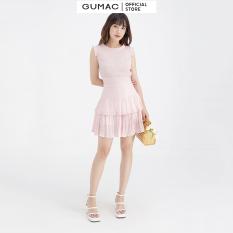 [CHỈ 22.8 GIẢM 15K CHO ĐƠN 150K] Chân váy nữ xòe tầng GUMAC VB642